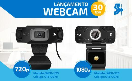Webcam 5+
