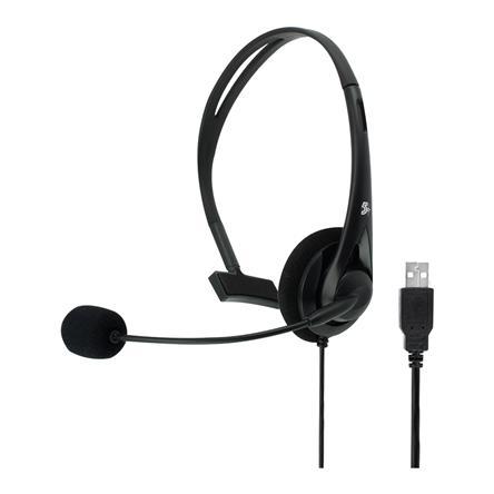 HEADSET OFFICE PARA TELEFONE/COMPUTADOR COM CONECTOR USB
