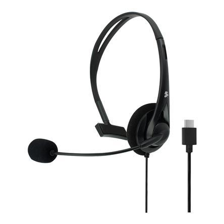 HEADSET OFFICE PARA TELEFONE/COMPUTADOR COM CONECTOR USB C