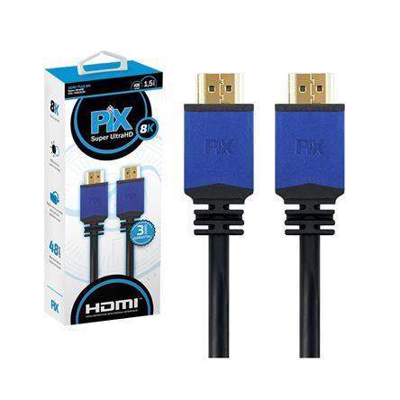 Cabo HDMI Plus 2.1 PIX 8K HDR 19P