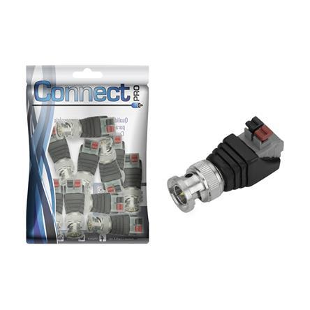 Plug BNC 75 Ohms Com Borne - Engate Rapido